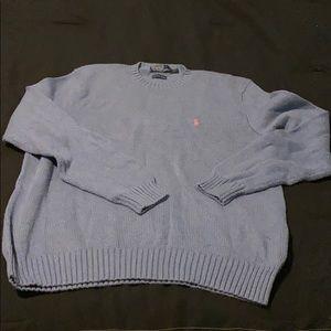 XXL Polo Sweater